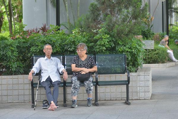 [新聞] 扶貧安老 共享繁榮