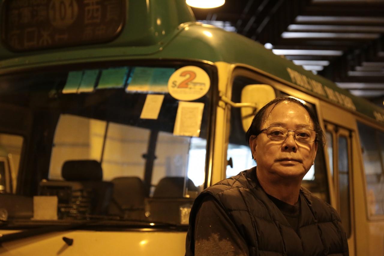 [新聞] 【紅Van撞斃安老院翁】同事讚涉事司機穩陣 長者多揸綠Van