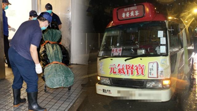 [新聞] 【奪命車禍】71歲紅Van司機 撞死79歲安老院友